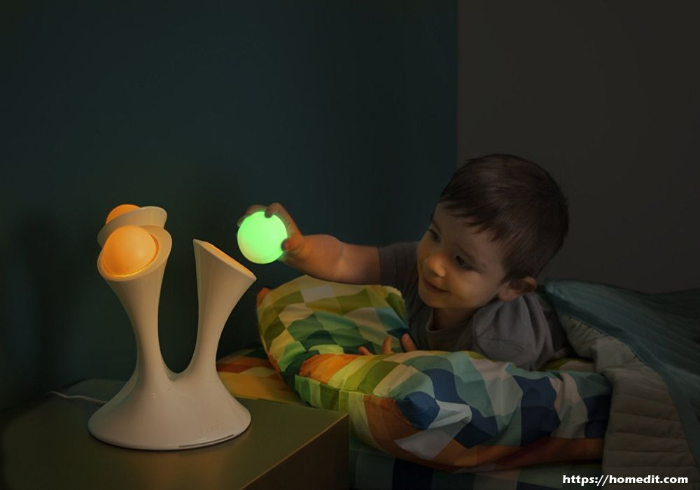 Uncommon & Unique Night Lights For Babies And Youngsters