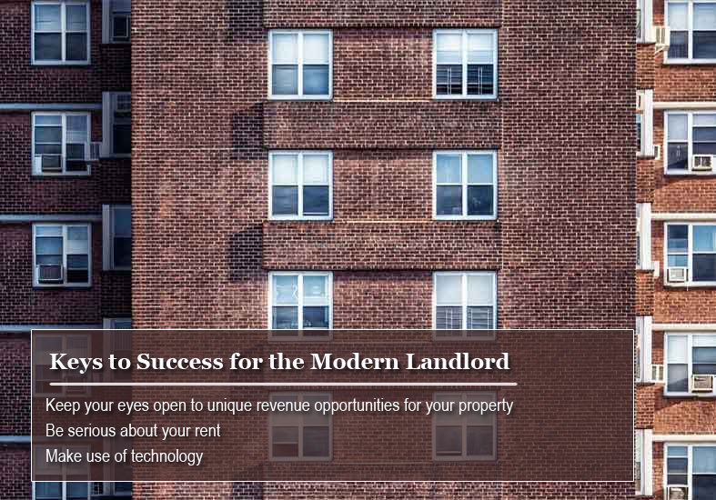 Keys to Success for the Modern Landlord