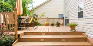 A Deck is an Easy Way to Increase the Value of Your Home