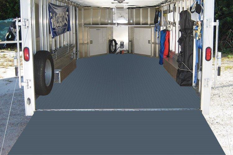 Why Custom Trailer Flooring?
