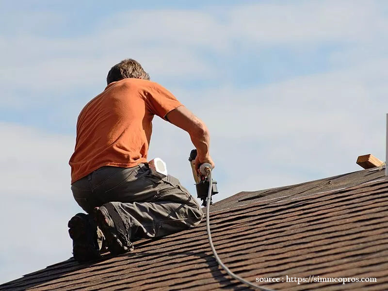 Call A Licensed Roofer: Get Your Home Back To Normal