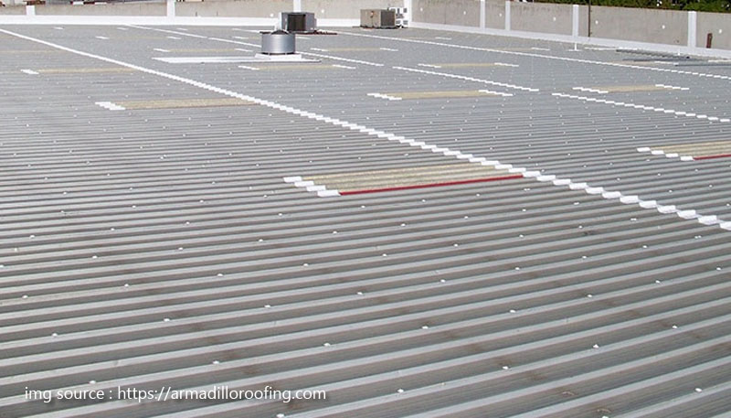 Common Benefits of Metal Roofing on Commercial Property