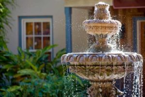 Outdoor Fountains in Your Backyard