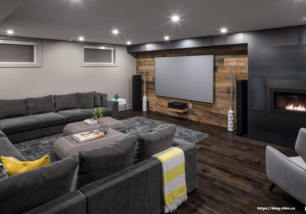 A Healthy Basement is Ready to Be a Finished Basement