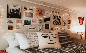 Hot Dorm Room Bedding Ideas - Show Sorority Pride