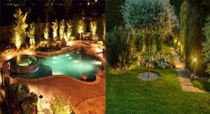 Remake Your Outdoor Space With Landscape Lighting Design or Swimming Pool Wiring Help