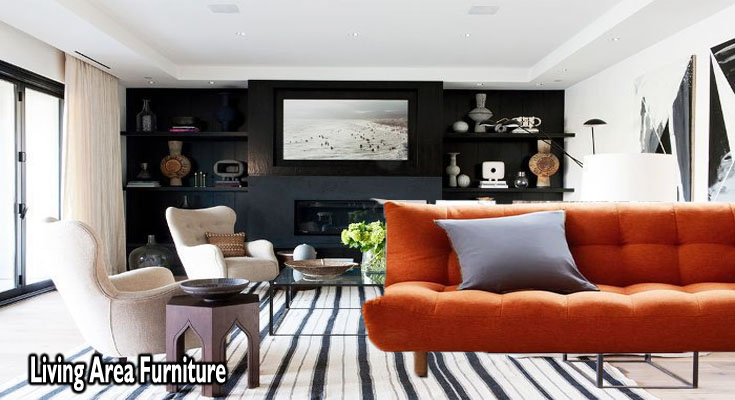 Living Area Furniture: How Area Space Organizing Can Benefit You