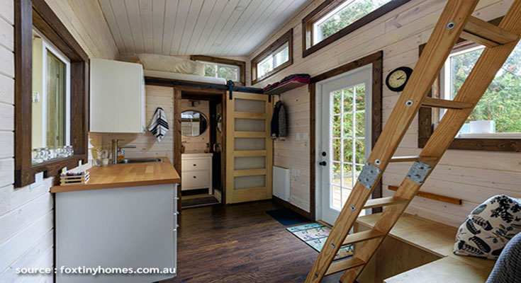 How To Design A Tiny Home Interior